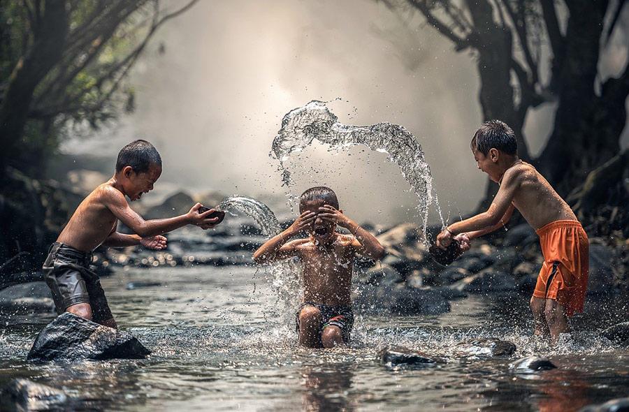 نیاز به تفریح در کودکان و نوجوانان